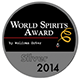 <p>World Spirits Award 2014</p>