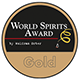 <p>World Spirits Award</p>